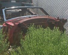 1954 MERCURY MONTEREY CONVERTIBLE. PROJECT CAR.  PRICE LOWERED $2,000.00.