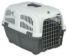 Transportbox Flugbox Autobox Hundebox SKUDO 3 IATA 59 x 37 x 38 cm
