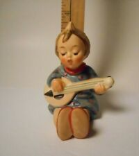 Vintage Porcelain Girl - Joyful - Hummel Goebel #53 W. Germany Retired