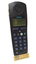 Siemens Gigaset 3000 Comfort Mobilteil 3000c 3010 3015 +2 x Neue Duracell Akkus