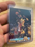 Shaquille O'neal Rookie Card 1993 Classic LSU #LP9 INVEST INFLATION HEDGE NR