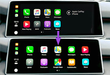 BMW NBT EVO FullScreen for CarPlay Activation + Video in Motion any software S/U