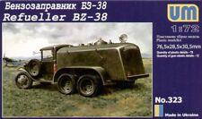 Unimodel 1/72 BZ-38 Fuel Truck # 323