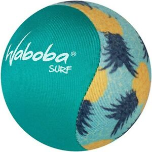 Waboba Surf Gel Ball Beach Game Bounces on Water Pineapple