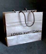 LOUIS VUITTON Paris Busta Scatola Abbigliamento Accessori Originale NUOVA