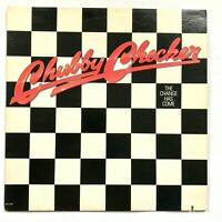 CHUBBY CHECKER  – The Change Has Come 1982 Vinyl LP / MCA Records 5291