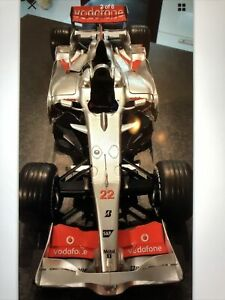 DeAgostini Kyosho F1 McLaren MP4-23 Lewis Hamilton Car 1:8+ Binders