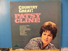 Patsy Cline-país genial! Plus GRATIS UK Post