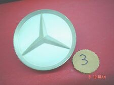 "1991 Mercedes Benz 500SL 16"" OEM Wheel Center Cap (3) OEM"