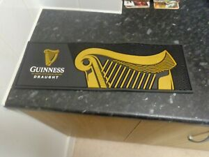 guinness rubber bar runner