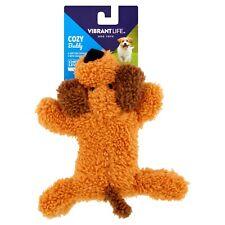 New listing Vibrant Life Cozy Buddy Floppy Dog Toy, Chew Level 1