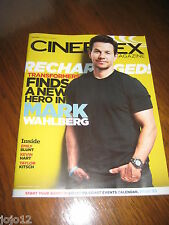 RARE! Canada Magazine 2014 Emily Blunt Taylor Kitsch TRANSFORMERS Mark Wahlberg