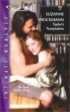 Taylor's Temptation (Tall, Dark & Dangerous, Book 10), Suzanne Brockmann, 037327