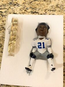 Deion Sanders Prime Time Dallas Cowboys NFL 100 Exclusive Bobblehead #46 New
