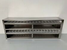 Argos R50102A Upright Freezer Drawer Rack for 50mL Tubes, Holds 102