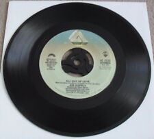 AIR SUPPLY - ALL OUT OF LOVE vinyl single record AS 0520 - EXC+