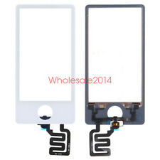 Touch Screen Digitizer Glass For Ipod Nano 7 7th Gen A1446 White Replacement US