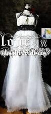 a-275 Gr. M VOCALOID MEIKO Sakine Cosplay Kostüm Abend Kleid dress costume