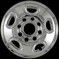 "Fits The Chevy Silverado 16"" ABS Chrome Wheel Skins Covers 8 Lug (Years Below)"