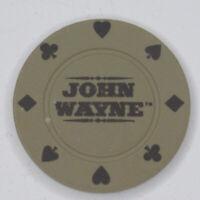 John Wayne Poker Chip