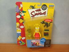 The Simpsons WOS Interactive Figure Lisa Simpson - MOSC Series 1