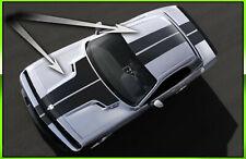 Dual Racing Stripes Kit Fits Challenger 2009 2014 Rt Srt Sxt