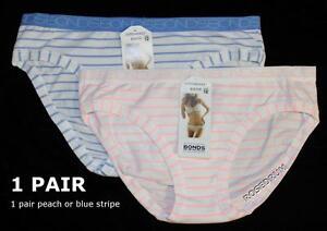 BONDS COTTONTAILS BIKINI BRIEF Women Plus Size 10, 12, 16, 18 Pantie  Underwear
