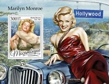 Mozambique 2019  Marilyn Monroe S201905