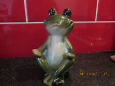 """Frog mould latex mould mold of a novelty frog  5."""" tall,"""