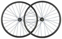 29ER Mountain Bike Carbon Wheelset 35mm Width 25mm Depth with boost hub 110/148