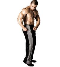 Gym Black Tracksuits & Sets for Men