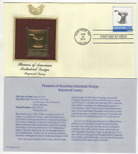 SSS: PCS  Golden Replica  FDC 2011  Forever  Industrial Design  Loewy   Sc #4546