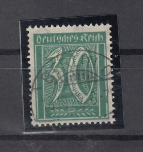 DA7854/ GERMANY REICH – MI # 181 USED – CV 500 $