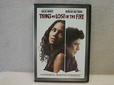 DVD - Things We Lost In The Fire - Rated R - Director Susanne Bier