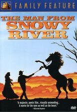 The Man from Snowy River [New DVD] Sensormatic