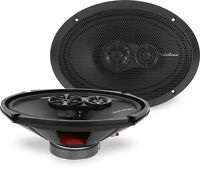 "New Rockford Fosgate R169X3 6x9"" 130W RMS PEAK Car Coaxial Speakers Audio Stereo"