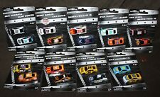 9, LIONEL Racing DieCast 1:87 HO Scale NASCAR Lot: Busch Wallace Earnhardt Jones