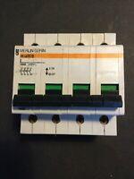 MERLIN GERIN c60hc 25652 63 bis tipo C Single Pole MCB