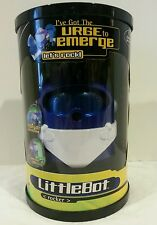 JOHNNY LITTLE BOT ROCKER  INTERACTIVE ROBOT TOY BLAST OFF SHELL Brand New Sealed