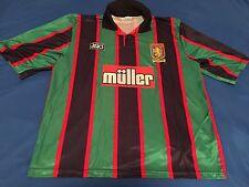 Vintage Aston Villa 93-95 Away Soccer Jersey Asics XLarge