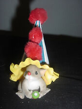 Fitz & Floyd Charming Tails Cheers 89/192 Mouse Party Hat Collectible Figurine