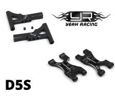 Yeah Racing Sakura D5S Lower Arm Set, Aluminium - Adjustable For RC Drift Car