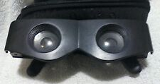 """'NEW' ZOOMIES! Hands Free Binoculars! (WITH STYLISH CASE!) 4'X Magnify"""""""