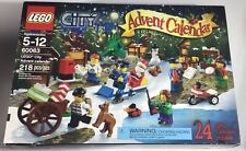 Lego Advent Calendar Star Wars City Lot Box Only 60063, 7958, 9509, 75023