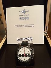 Eberhard & Co  Chrono 4 Grand Taille Chronograph Papers  CU 31052