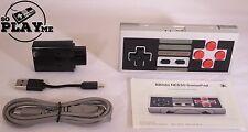 8Bitdo Wireless Bluetooth NES Retro Receiver & NES30 GamePad Wireless Controller