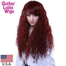 Gothic Lolita Wigs® Rhapsody Collection™ - Burgundy