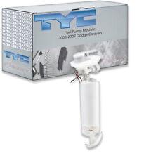 TYC Fuel Pump Module Assembly for 2005-2007 Dodge Caravan 3.3L V6 um