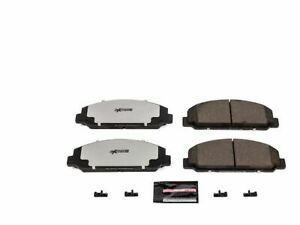 For 2004-2013 Isuzu NQR Disc Brake Pad and Hardware Kit Front Power Stop 77869HQ