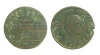 pci2932) Napoli Regno - Ferdinando IV Tornesi 10 1798
